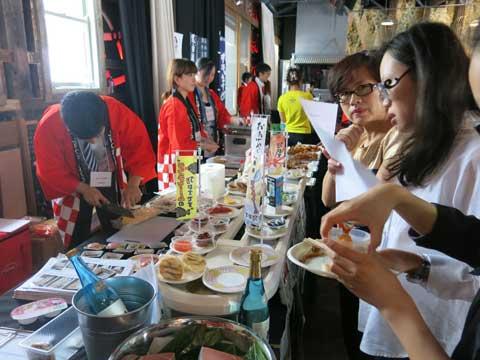 JFC 「FOOD & SAKE EXPO 2018」開催します! - GO豪メルボルン